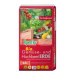 Gemüse- und Hochbeeterde